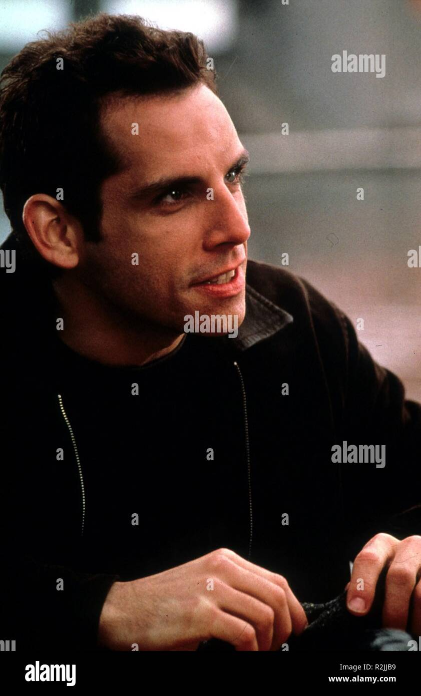 There's Something About Mary  Year : 1998  USA Director : Bobby Farrelly, Peter Farrelly Ben Stiller - Stock Image