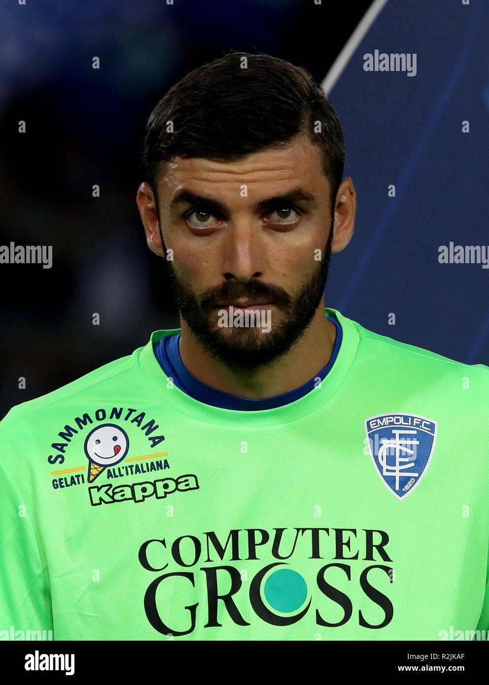 Italy - Serie A TIM 2018-2019 / ( Empoli F.C.) - Pietro Terracciano Stock  Photo - Alamy