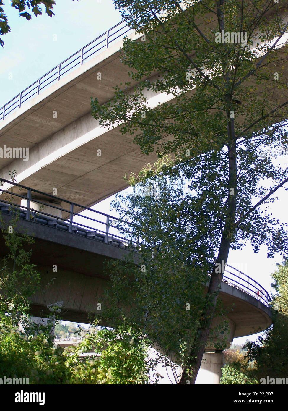 bridge eh-1074 Stock Photo