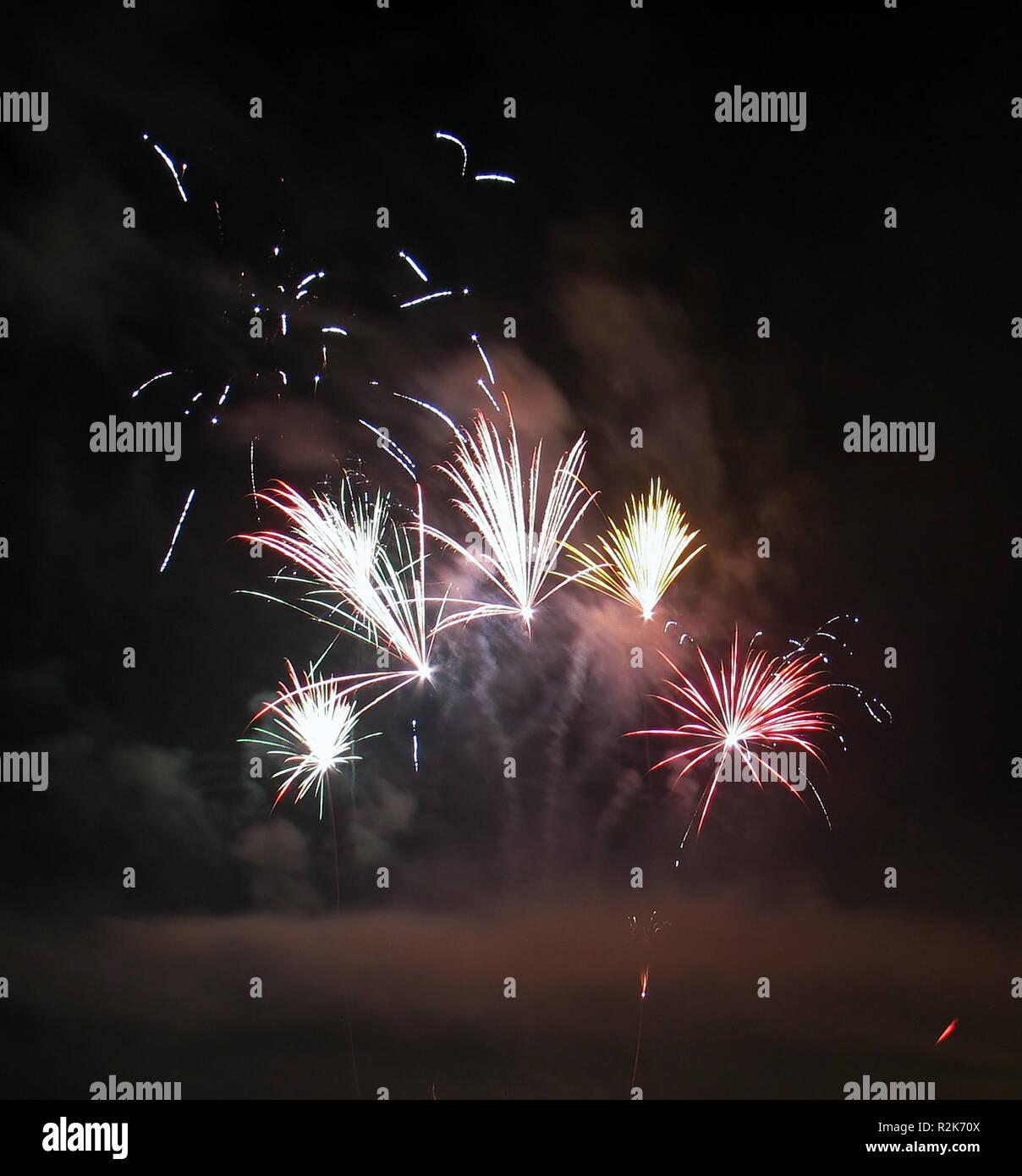 happy 2007 Stock Photo