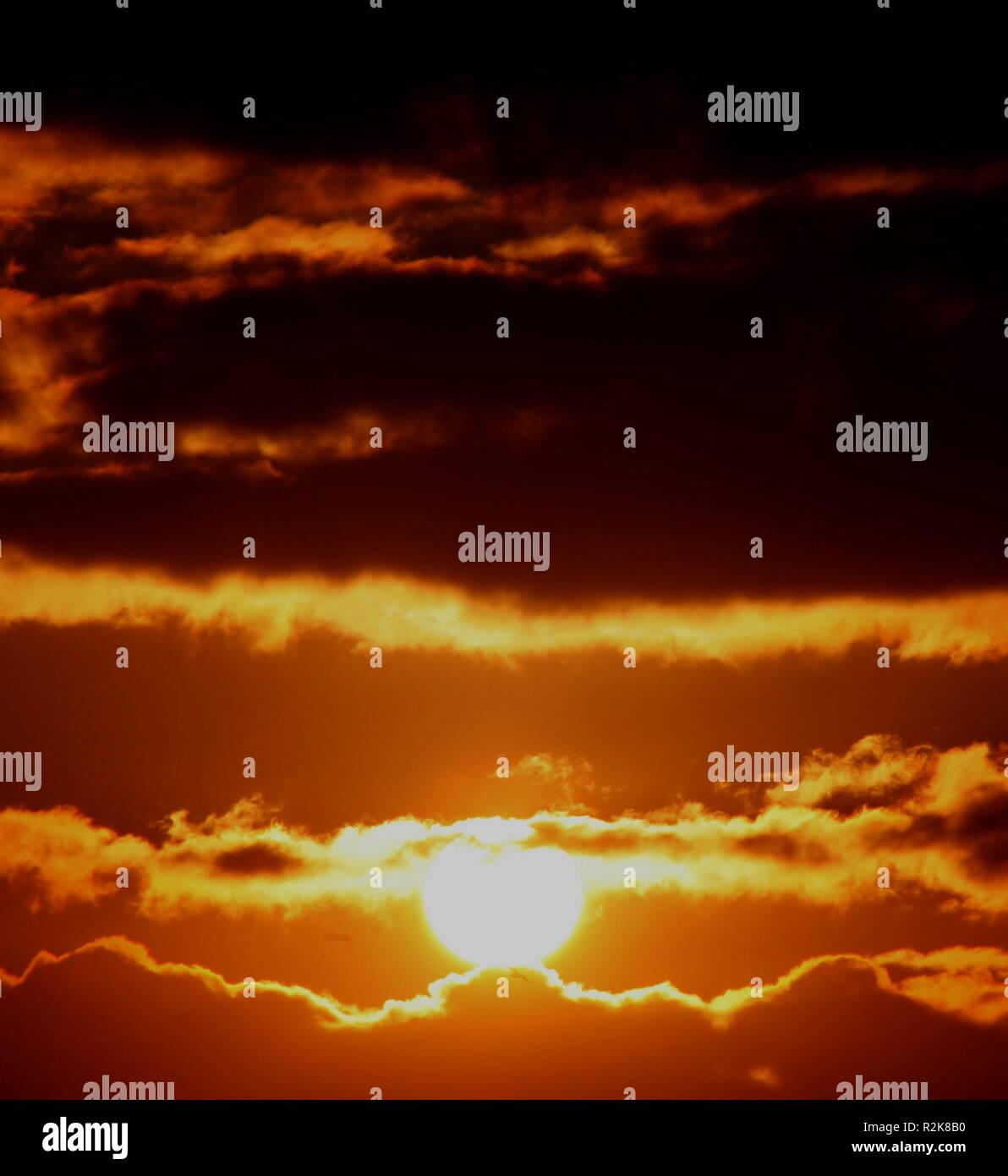 hell on earth ii - Stock Image