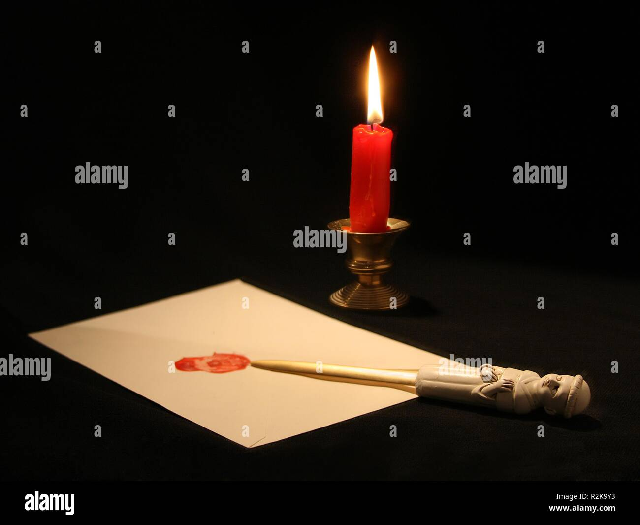 letter. - Stock Image