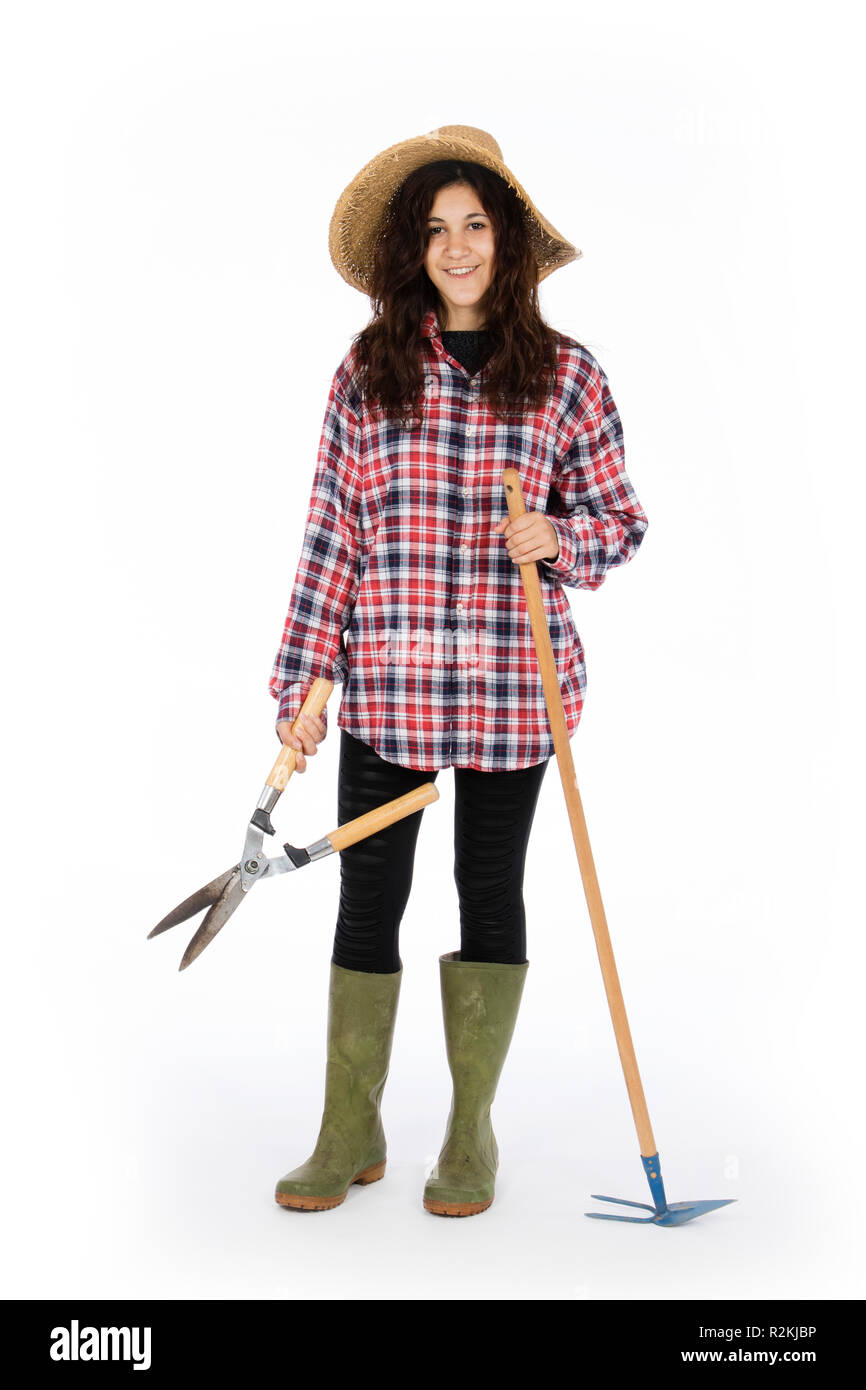 Hoe Tool Stock Photos \u0026 Hoe Tool Stock Images , Alamy