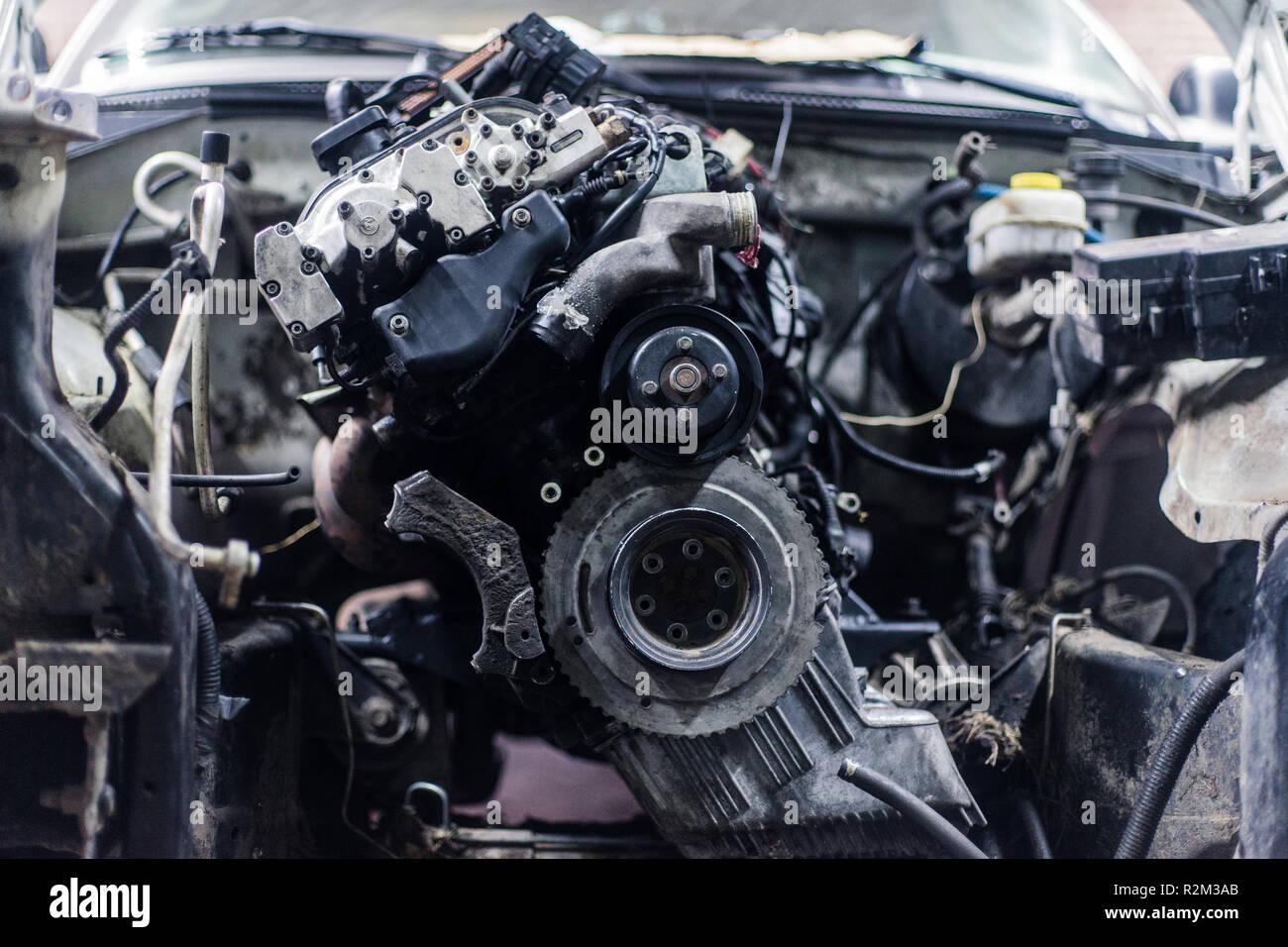 Legendary Car Engines