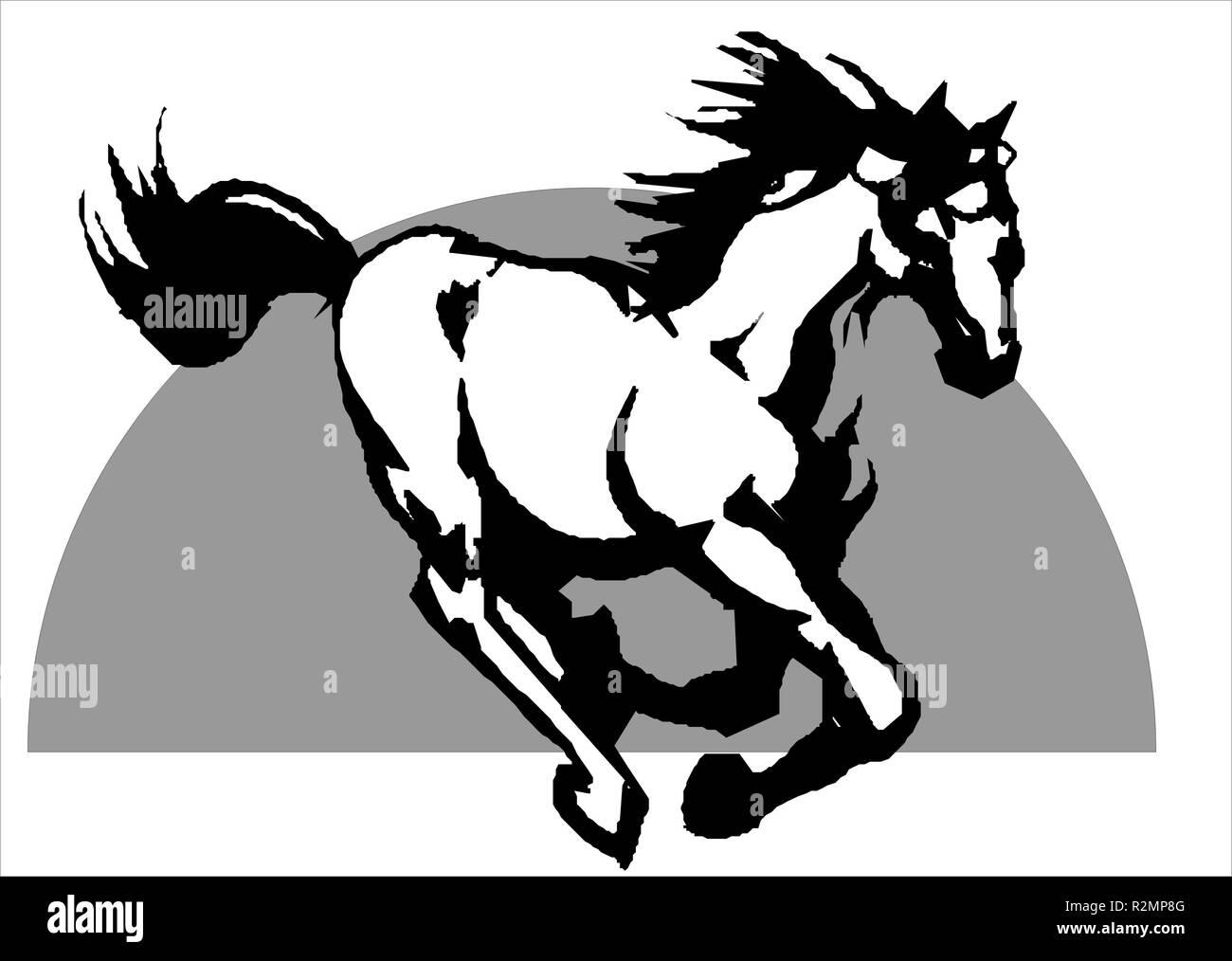 horse 03 Stock Photo