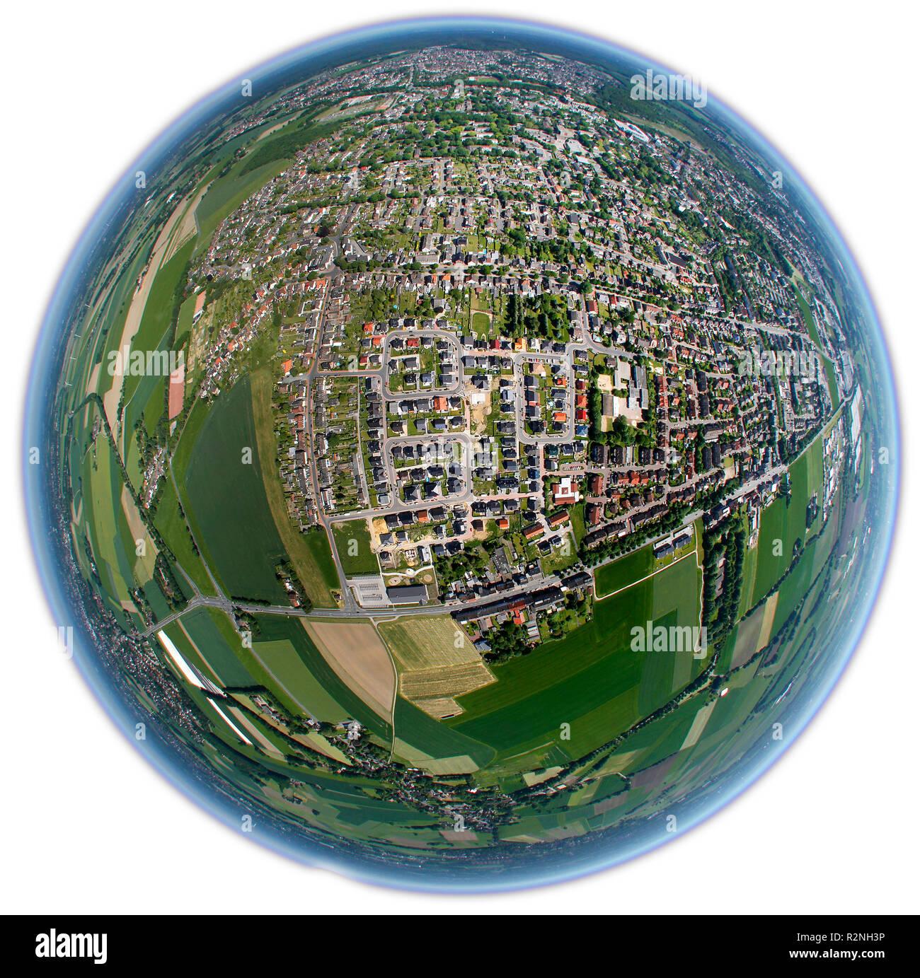 Oer-Erkenschwick, Ruhr area, North Rhine-Westphalia, Germany, Europe, - Stock Image