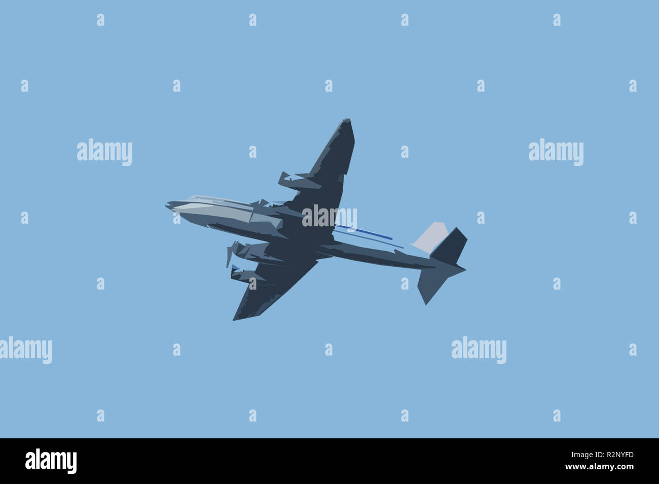 aircraft - Stock Image