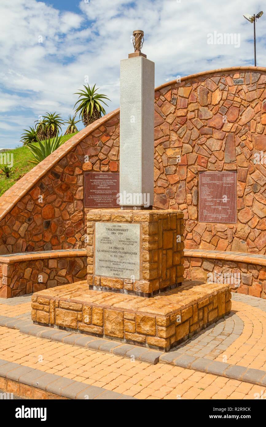 Ango Boer war fort, Klapperkop, Pretoria, South Africa - Stock Image