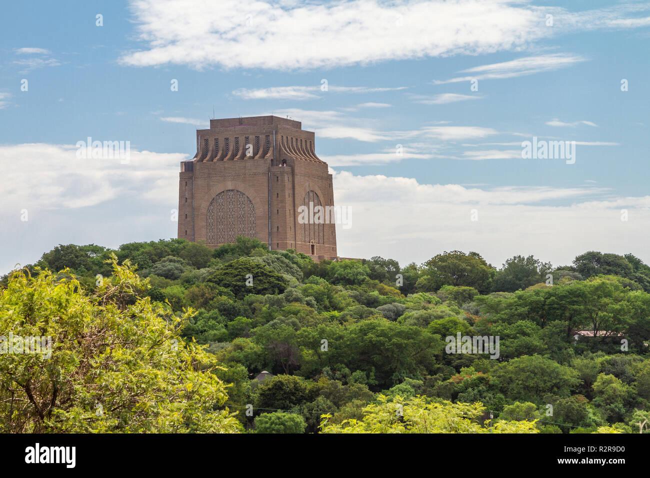Voortrekker Monument, Pretoria, South Africa - Stock Image