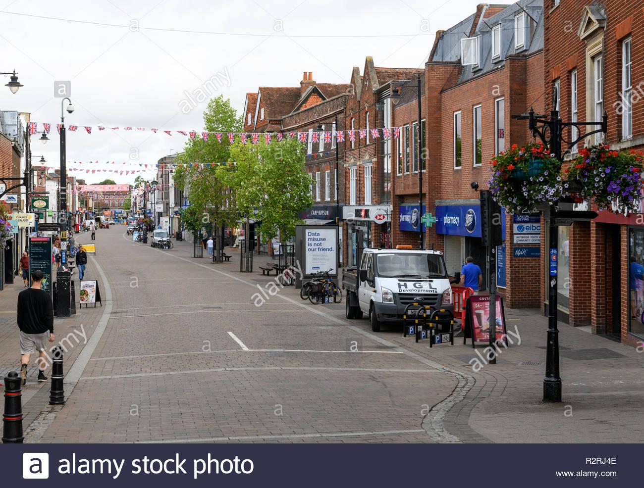 Newbury Berkshire England Uk Stock Photos & Newbury