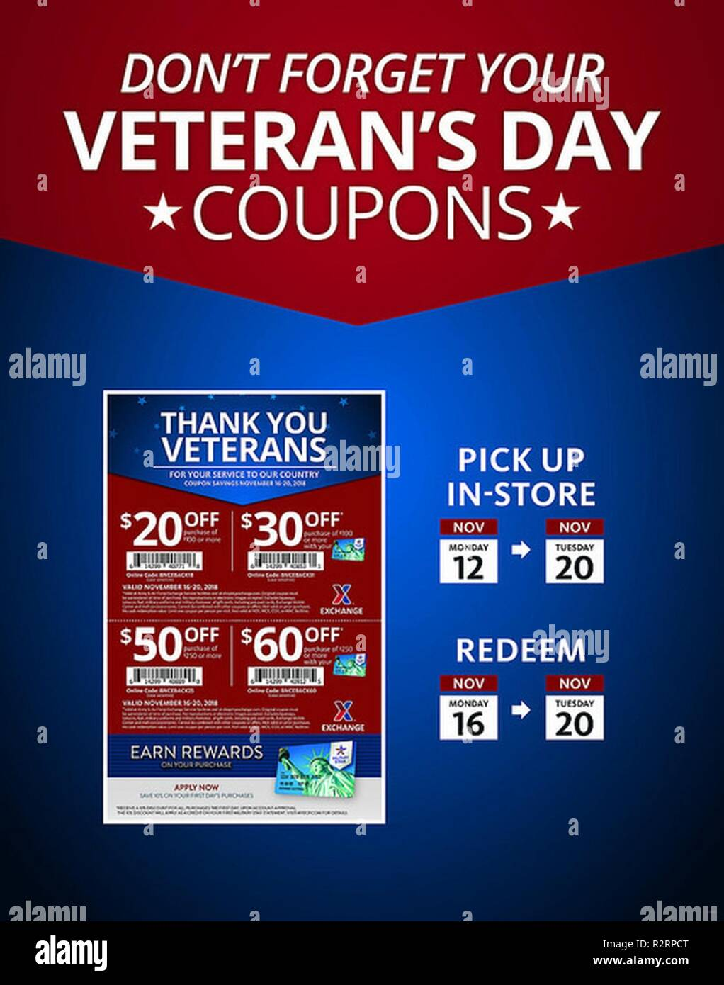1d022de13dfd0 Warfighters and their families can score additional holiday savings by  simply shopping with the Army & Air Force Exchange Service from Nov. 12  through 20.