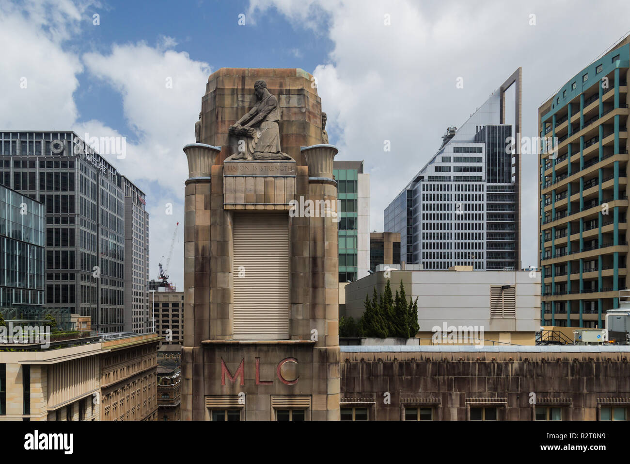 Open Sydney presented by Sydney Living Museuems. This event every year allows Sydneysiders to visit 40 of the city's most significant buildings and sp - Stock Image