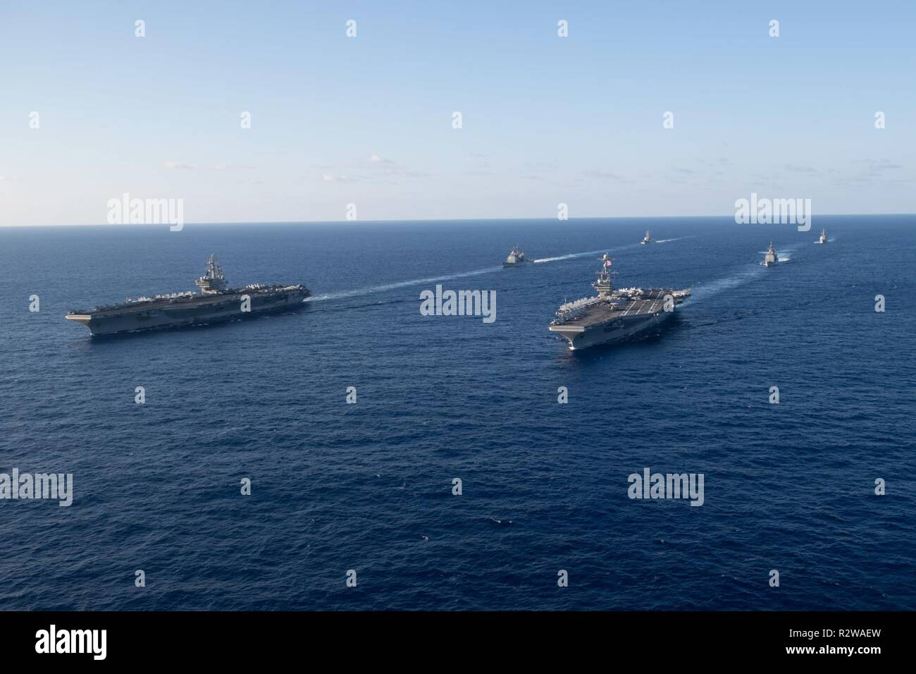 Uss Stennis Stock Photos & Uss Stennis Stock Images - Page