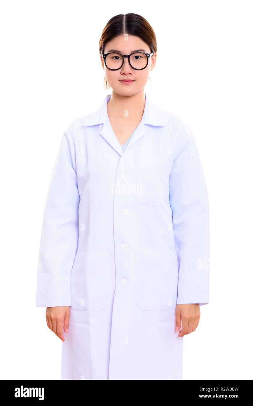 Bbw Nurse portrait beautiful asian doctor nurse stock photos
