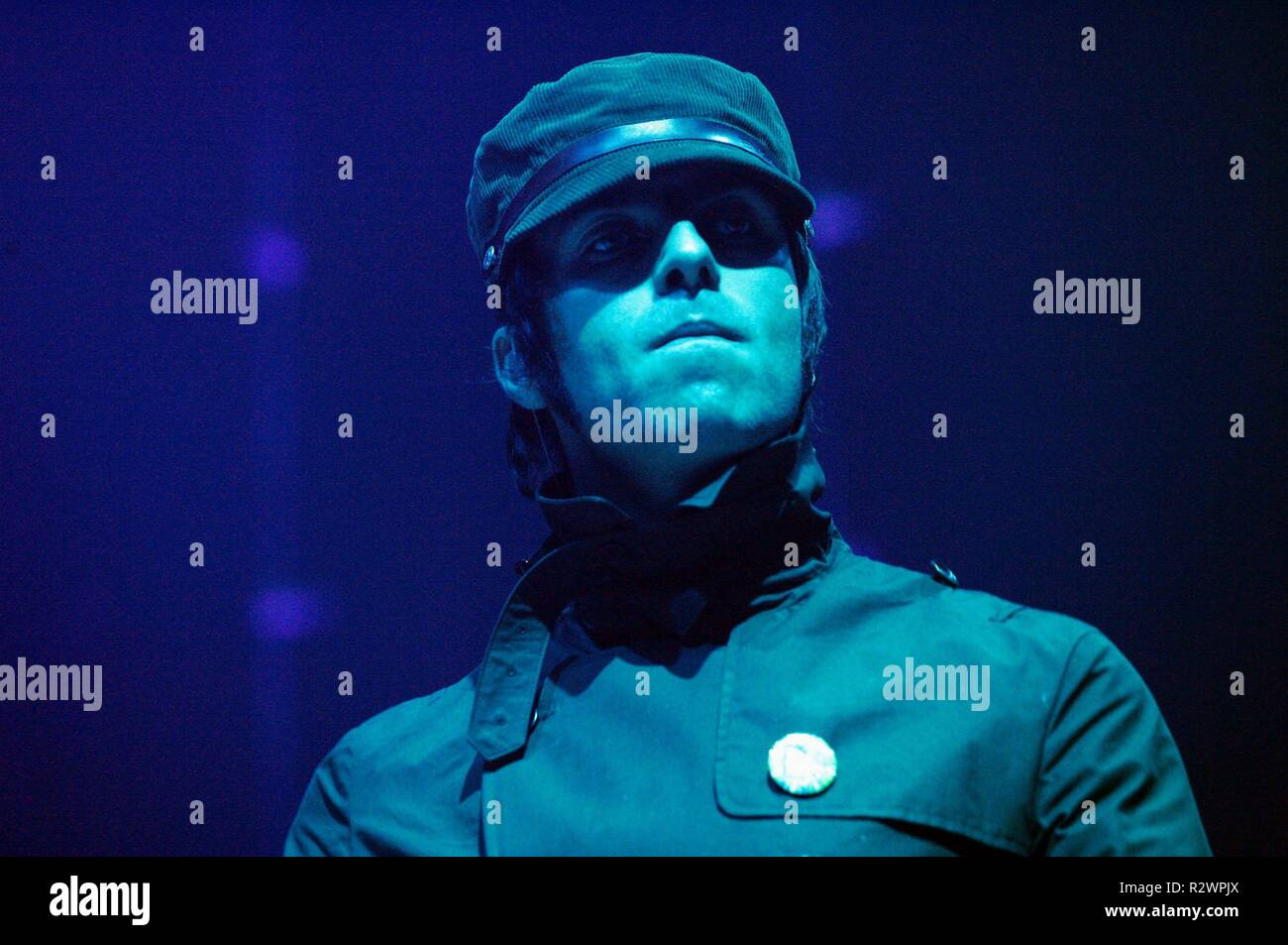 LIAM GALLAGHER  OASIS 20 October 2005 CTS61894 Allstar/Cinetext/HAMBURG - Stock Image