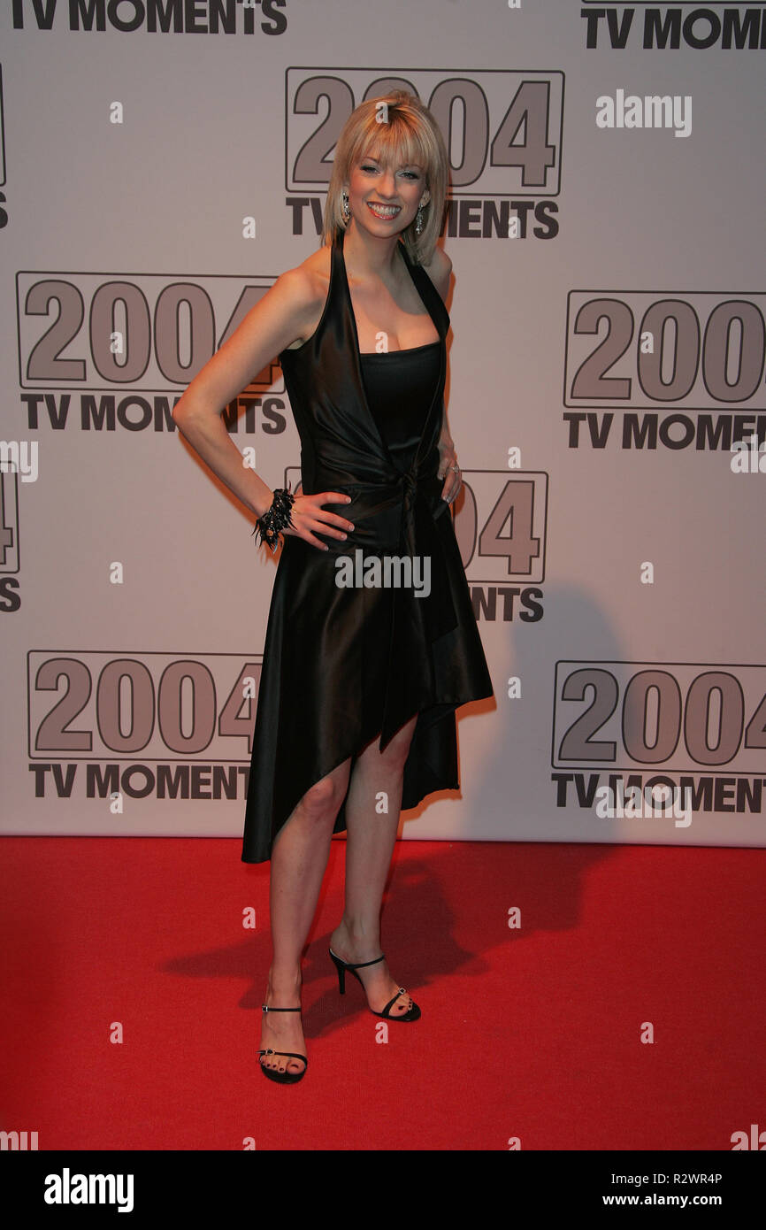 claire goose tv moments 2004 bbc television centre london