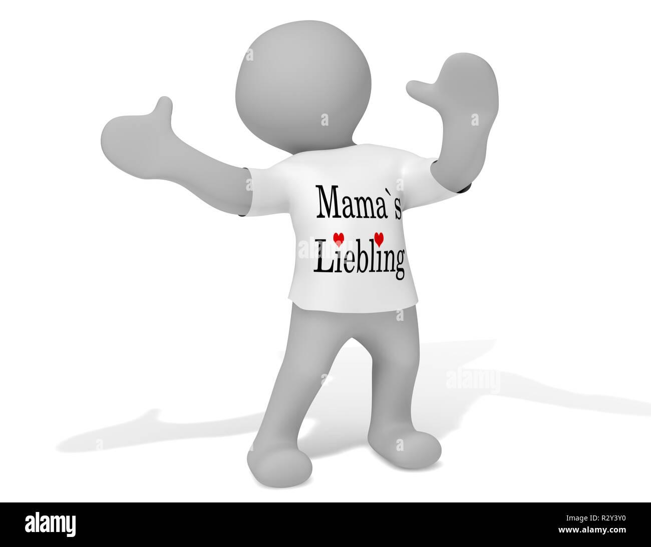 mamas favorite - Stock Image