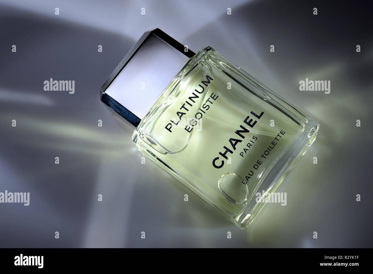 Chanel egoiste platinum bewertung