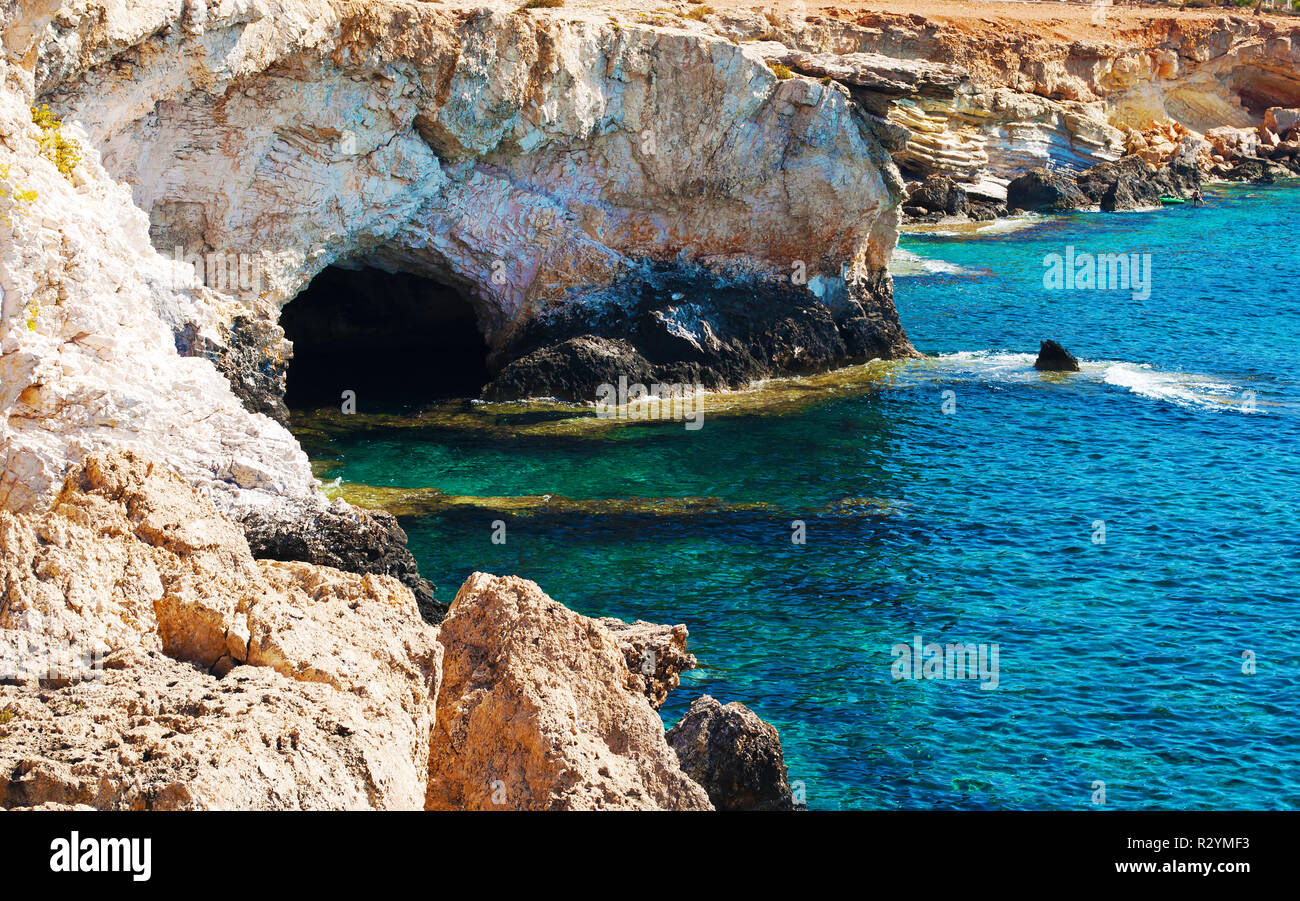 Natural Spring Water Cave Stock Photos & Natural Spring ... - photo#16