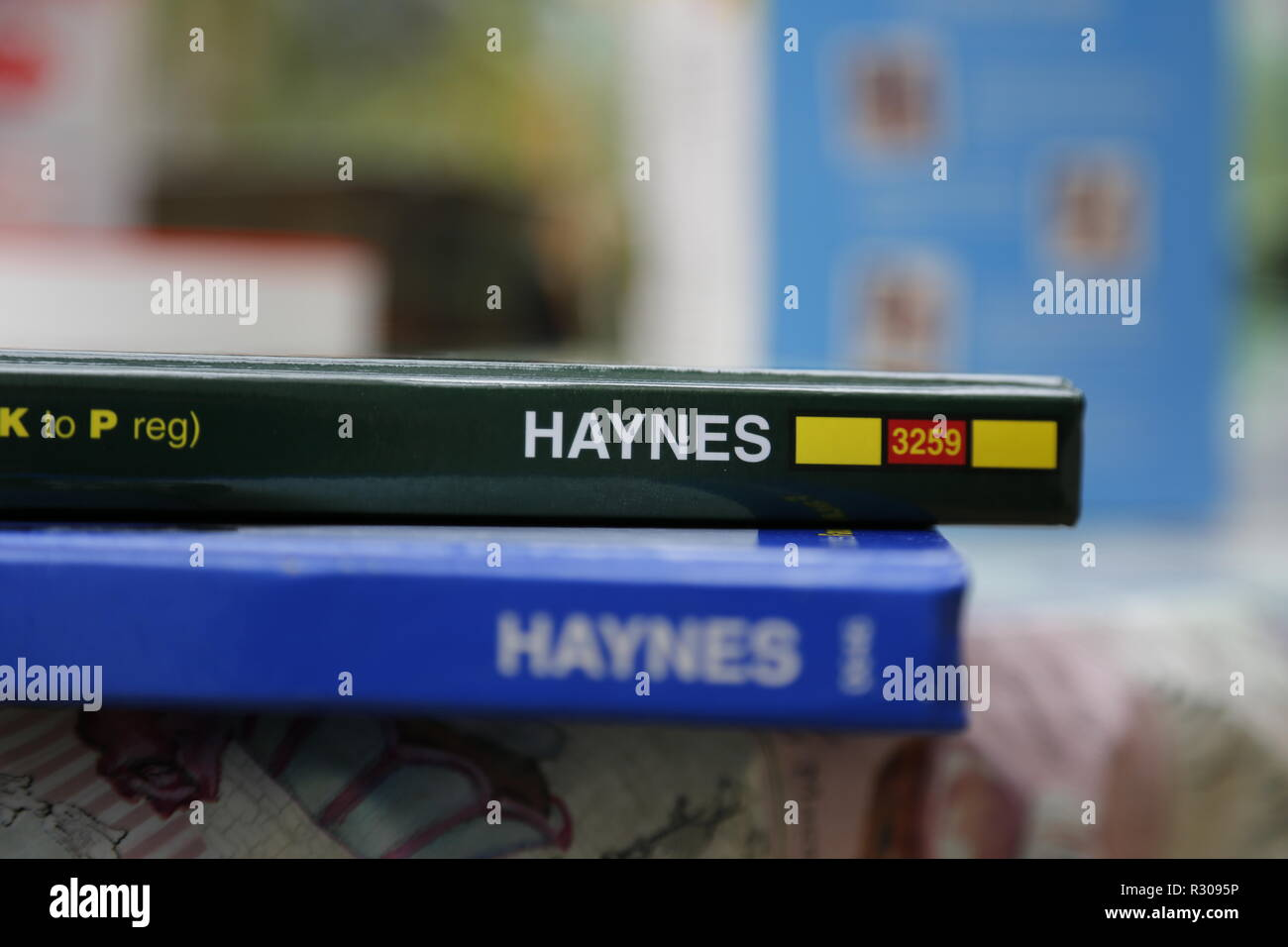 Haynes Manual High Resolution Stock Photography And Images Alamy