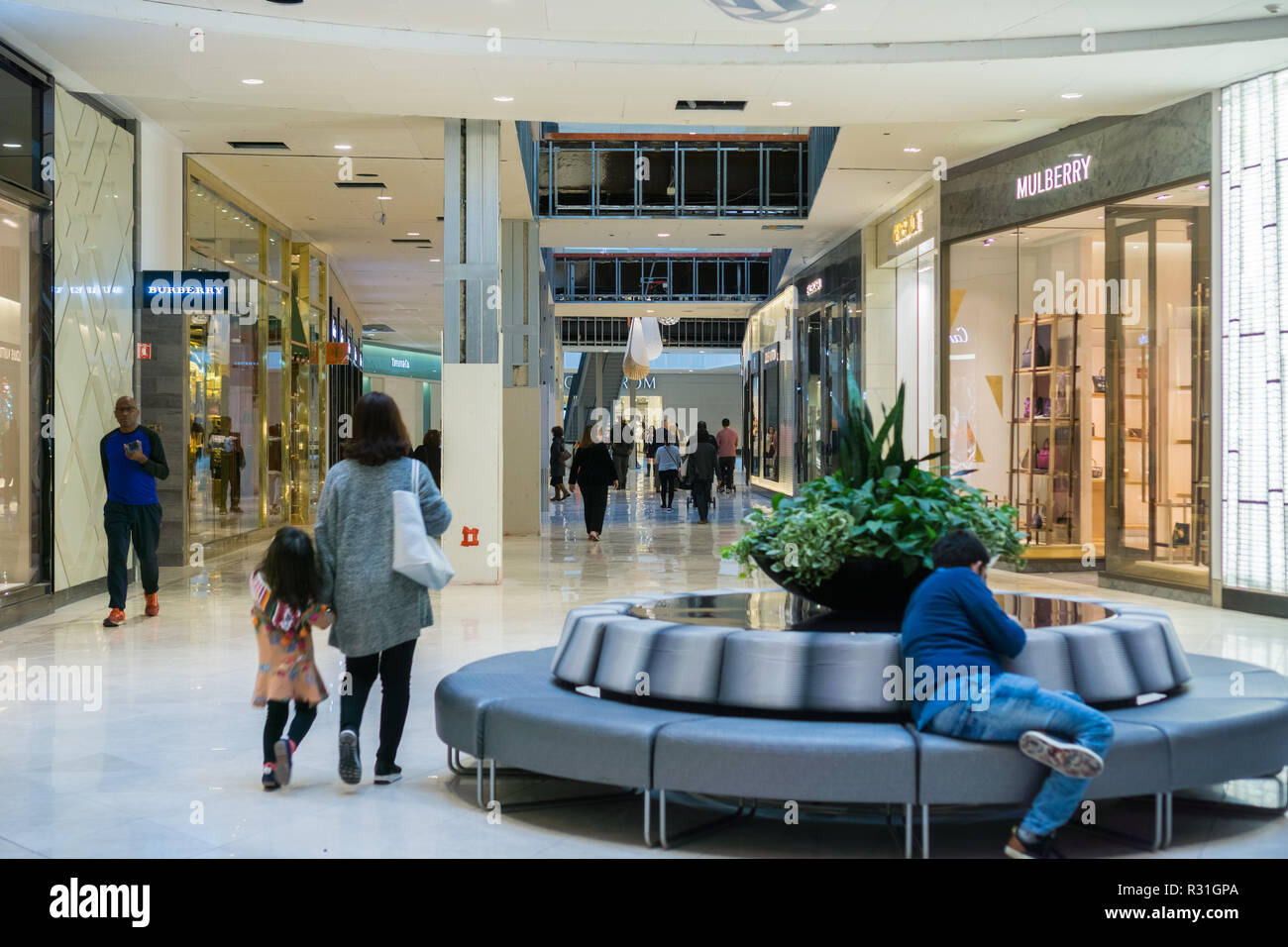 1dbbe11978 Shopping Mall Westfield Sale Stock Photos   Shopping Mall Westfield ...