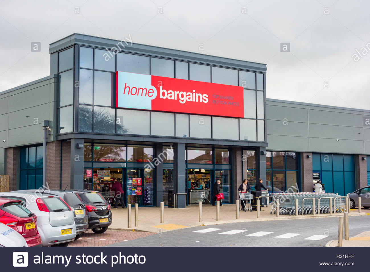 Home Bargains Stock Photos Home Bargains Stock Images Alamy
