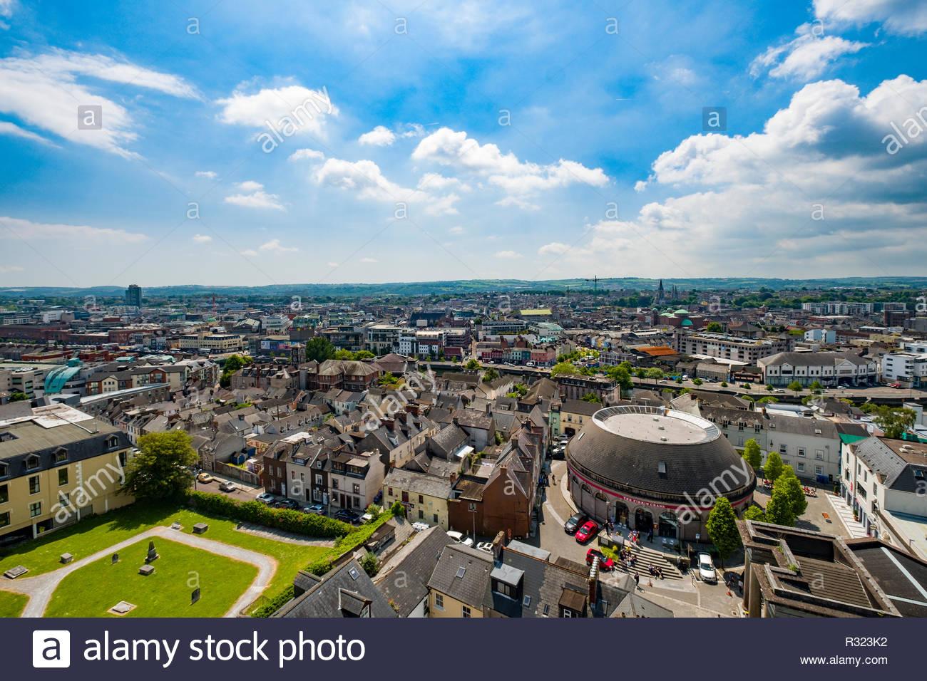 Cork City - Buildings of Ireland
