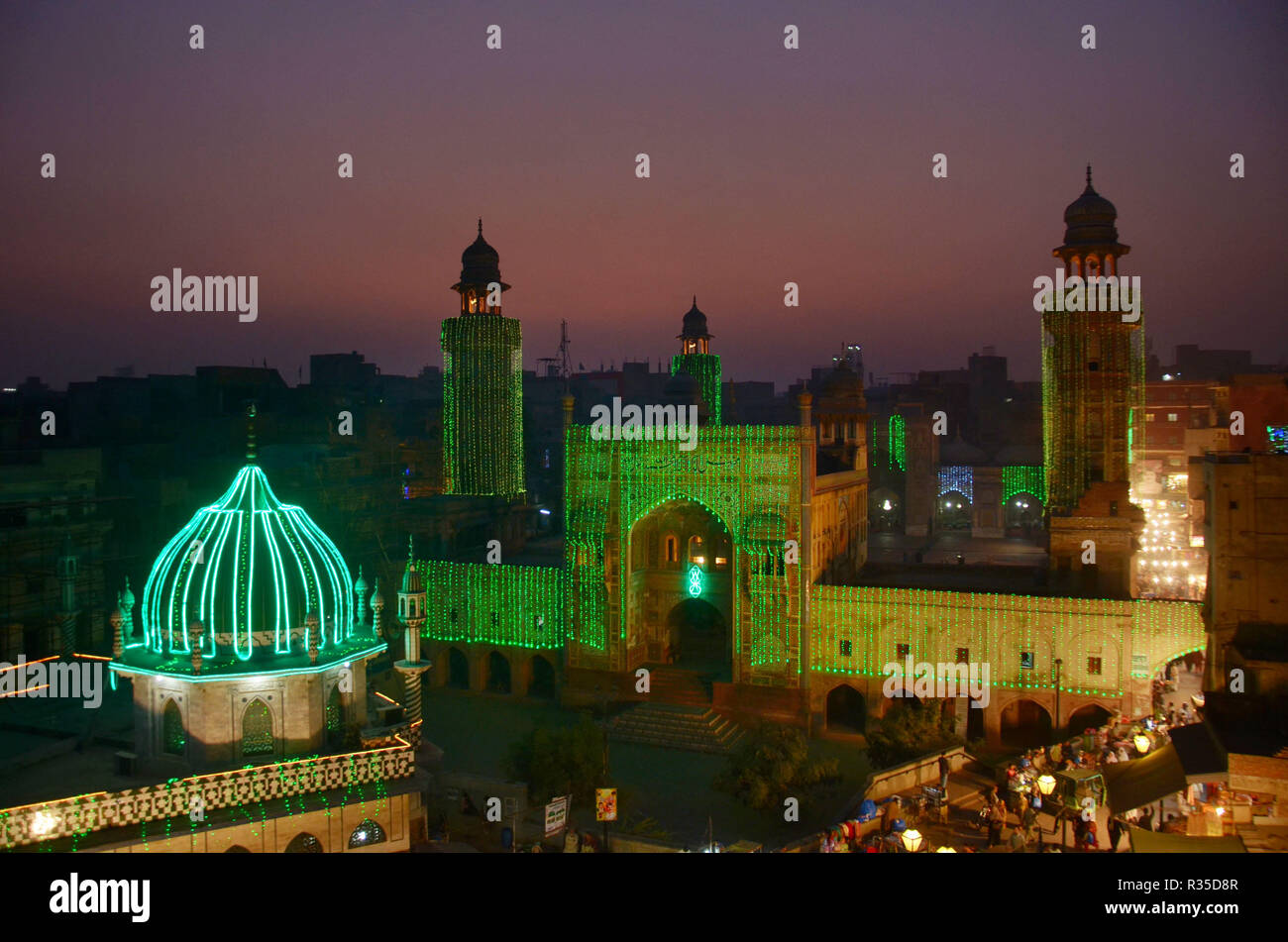 Rabi Ul Awwal Stock Photos & Rabi Ul Awwal Stock Images - Alamy
