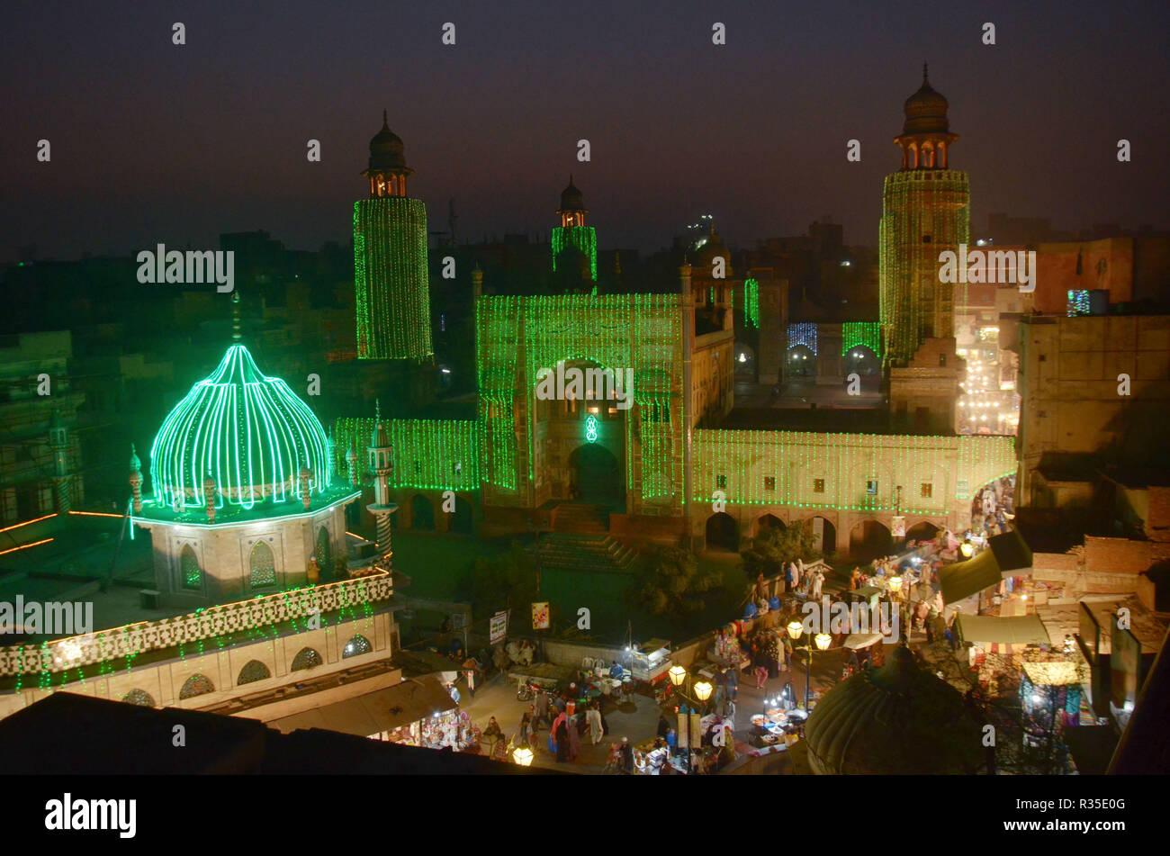 Rabi Ul Awwal Stock Photos & Rabi Ul Awwal Stock Images - Alamy