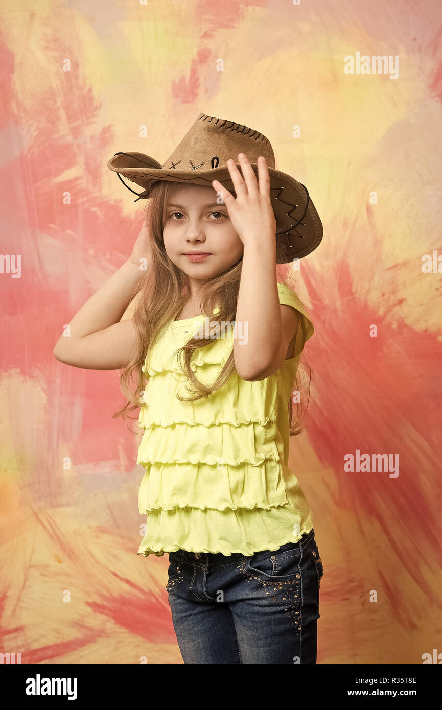 82b9891072751 Baby Cowgirl Stock Photos   Baby Cowgirl Stock Images - Alamy