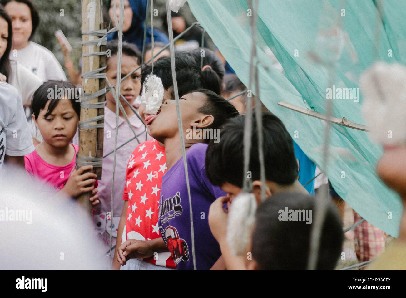 independence day indonesia - Stock Image