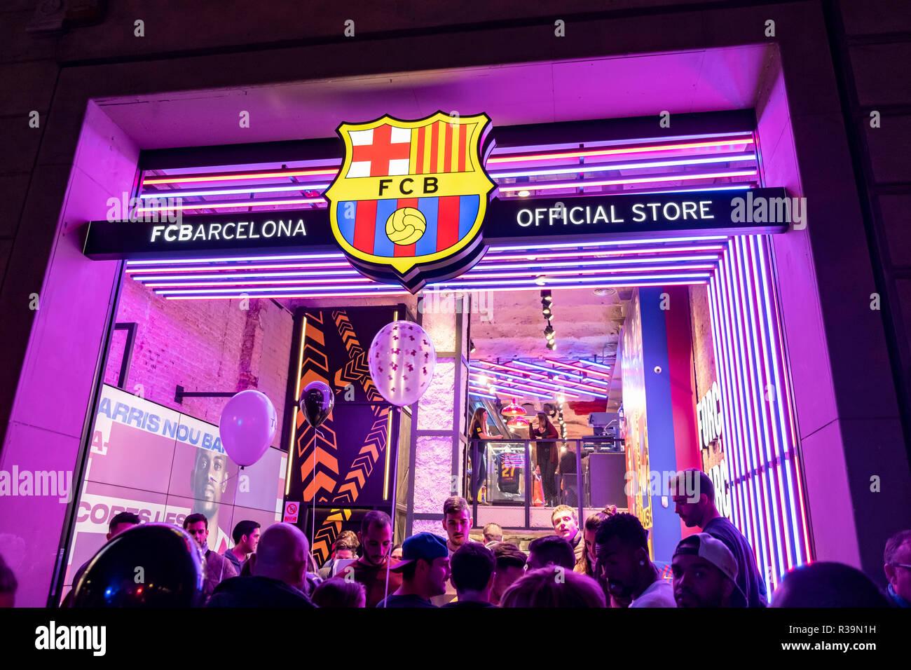 Барселона магазин барселона клубы