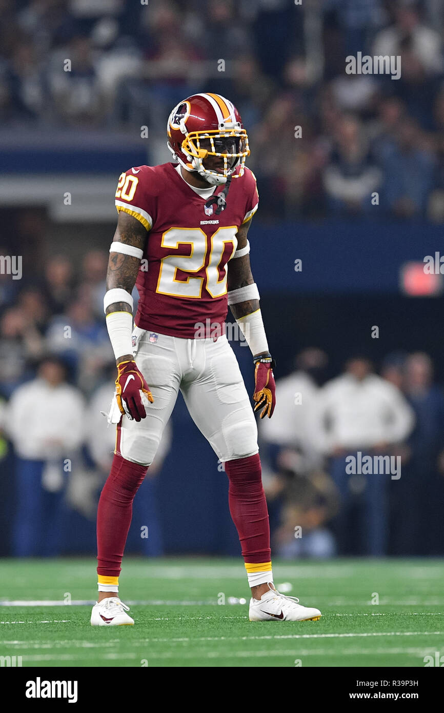 new concept d046c 9b2ec Arlington, Texas, USA. 22nd Nov, 2018. Washington Redskins ...