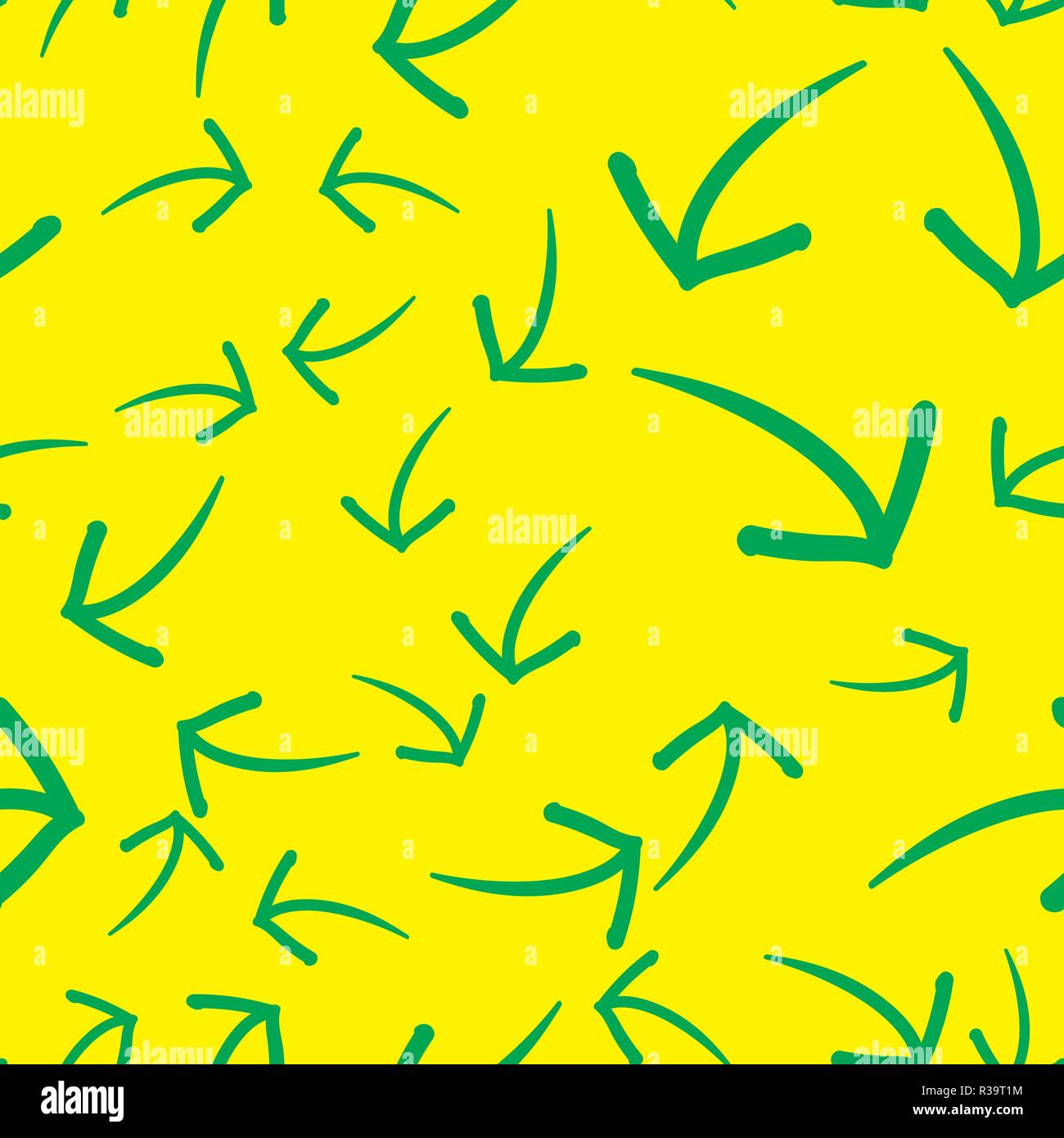 Seamless Background With Arrows Design Can Be Used For Wallpaper