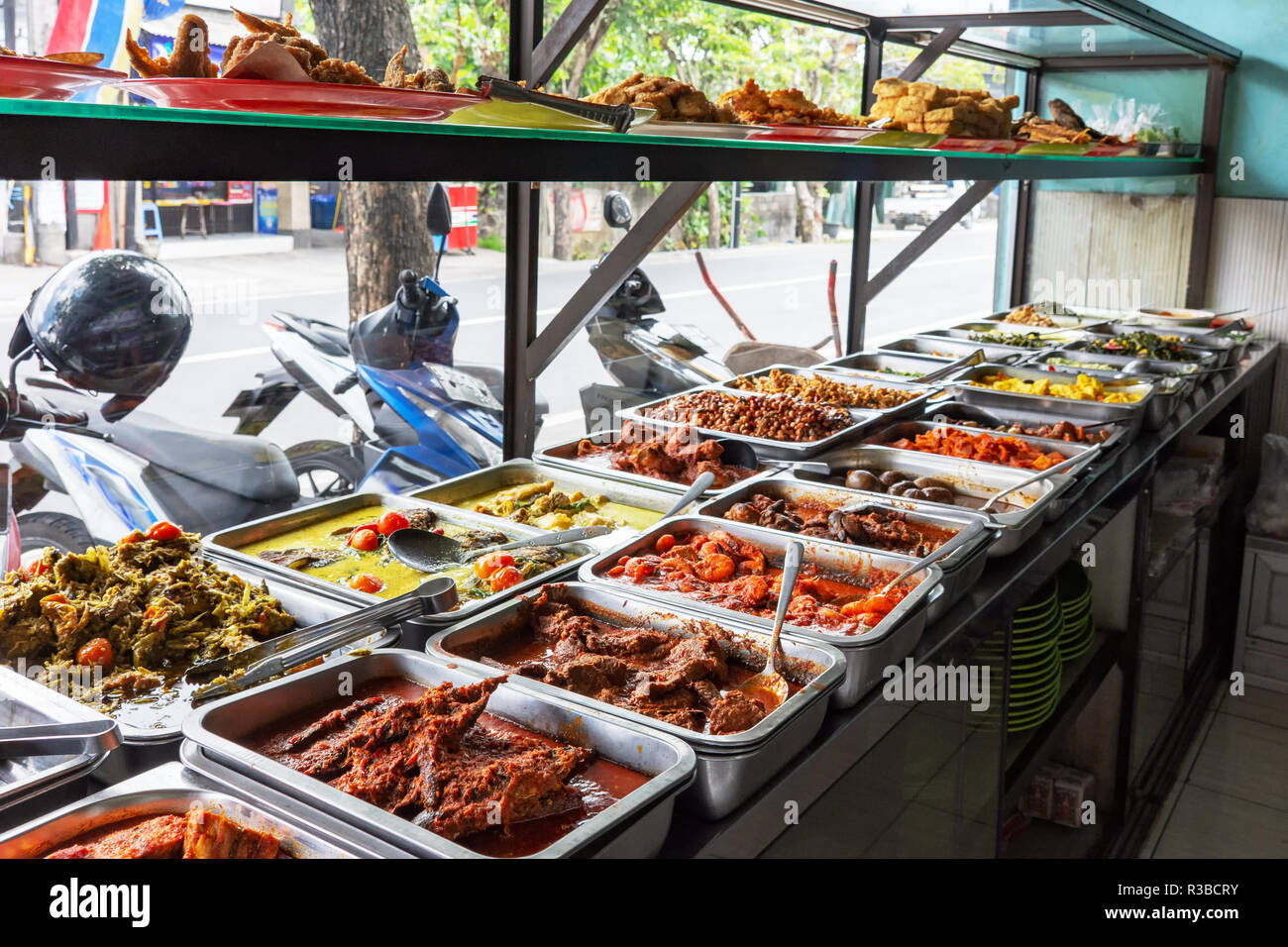 Astonishing Indonesian Food Buffet Dishes Consist Of Meat Chicken Download Free Architecture Designs Scobabritishbridgeorg