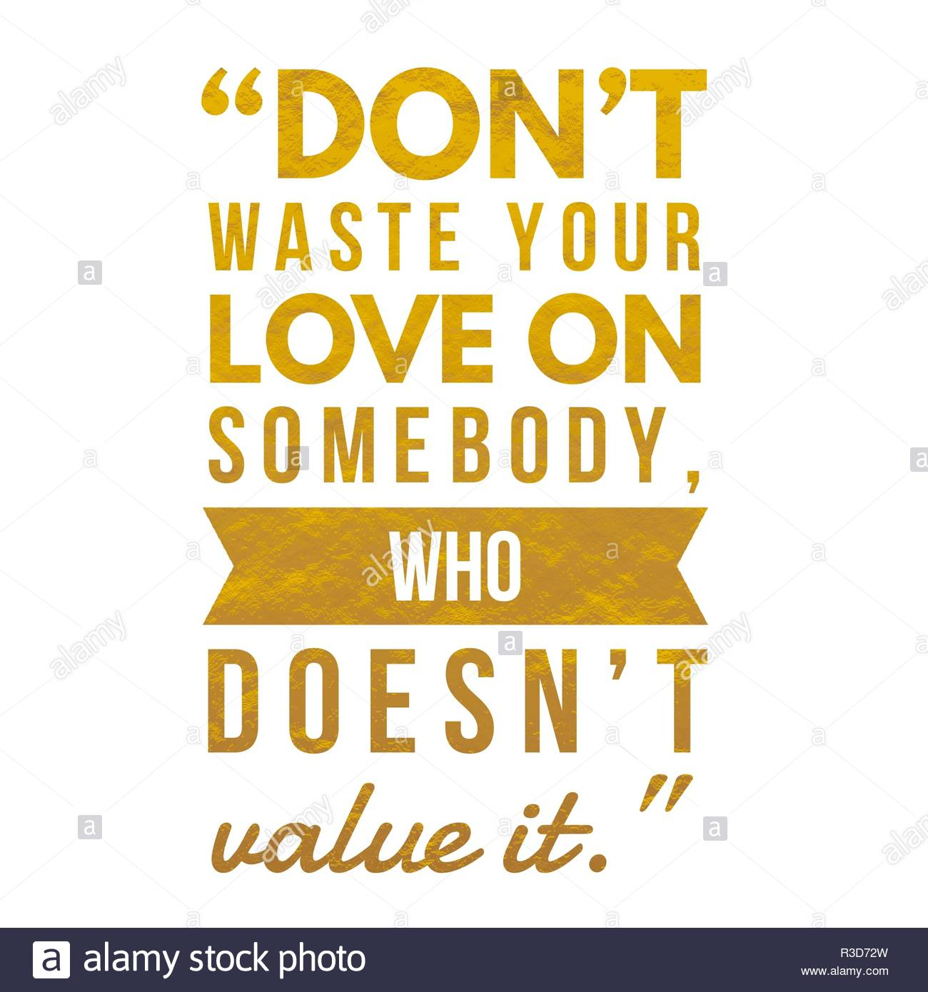Life Inspiration And Motivational Quote Design Dont Waste Your