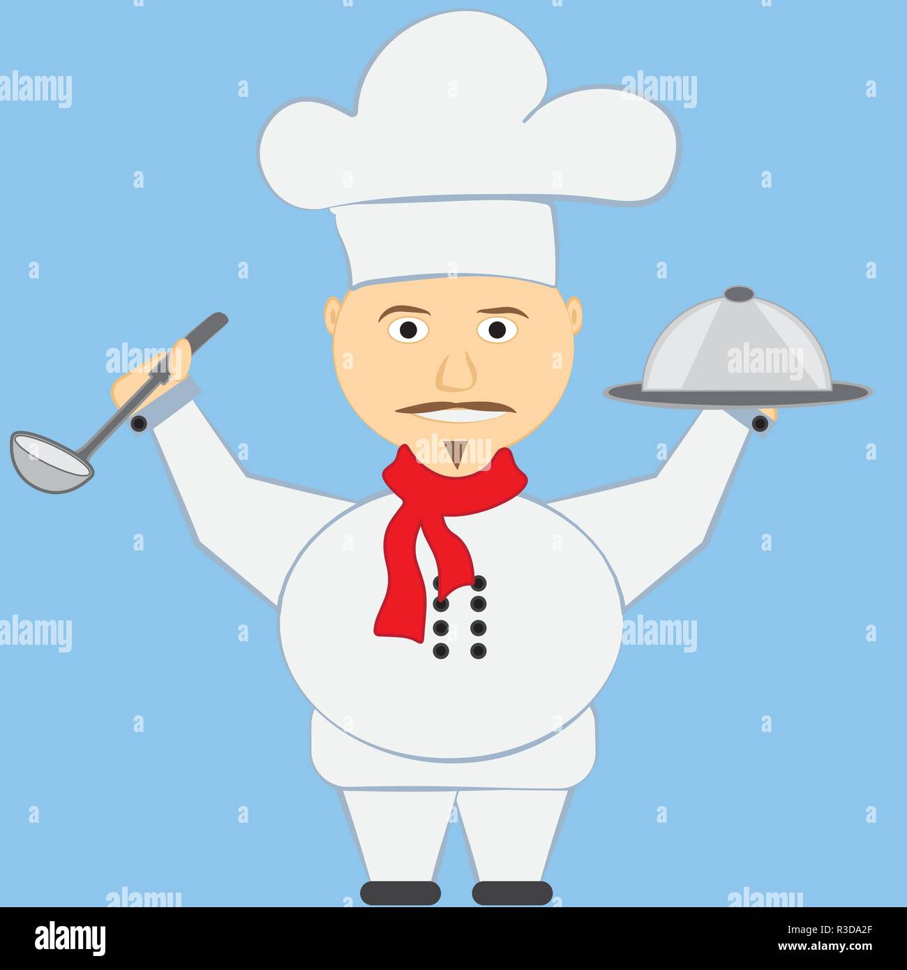 Chef Vector Vectors Stock Photos   Chef Vector Vectors Stock Images ... a40f512ce714