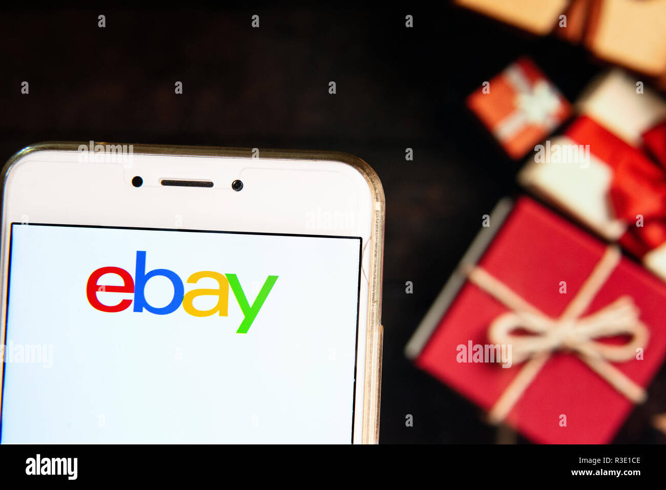 American multinational e-commerce online auction and