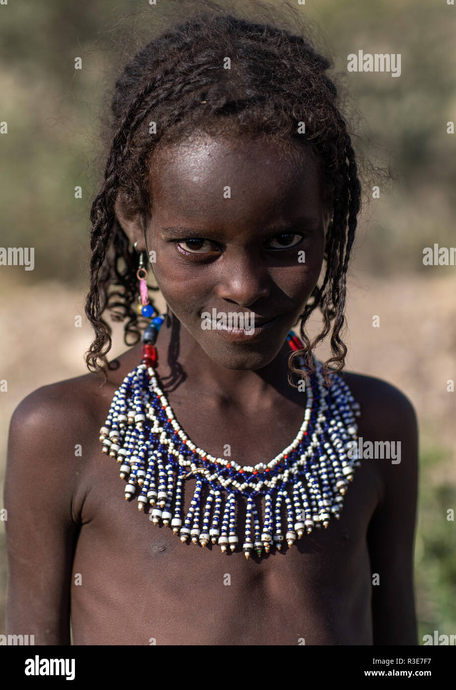 Afar Tribe Girls