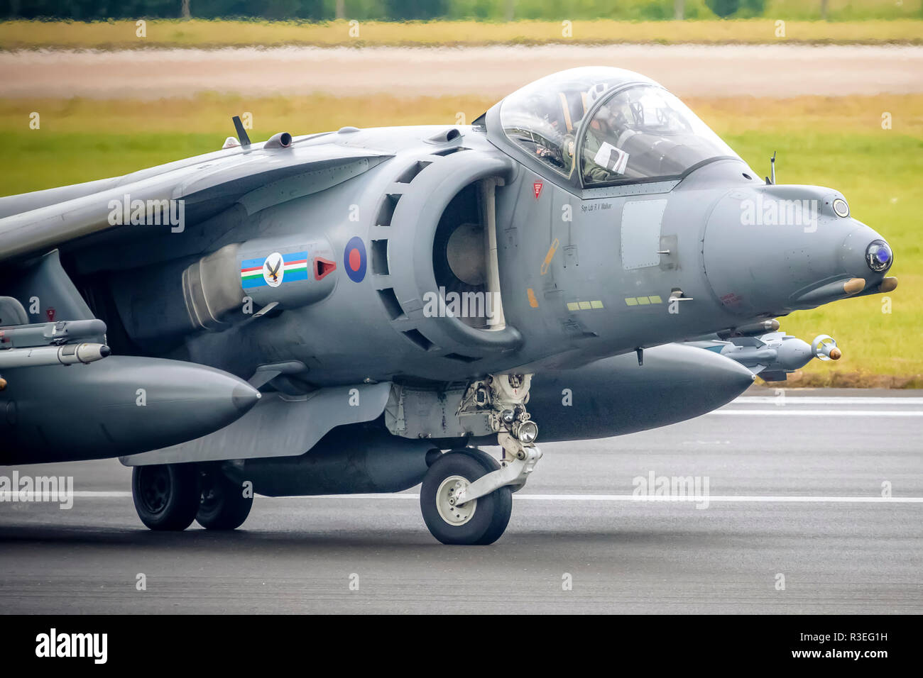 Raf Harrier Stock Photos & Raf Harrier Stock Images - Alamy