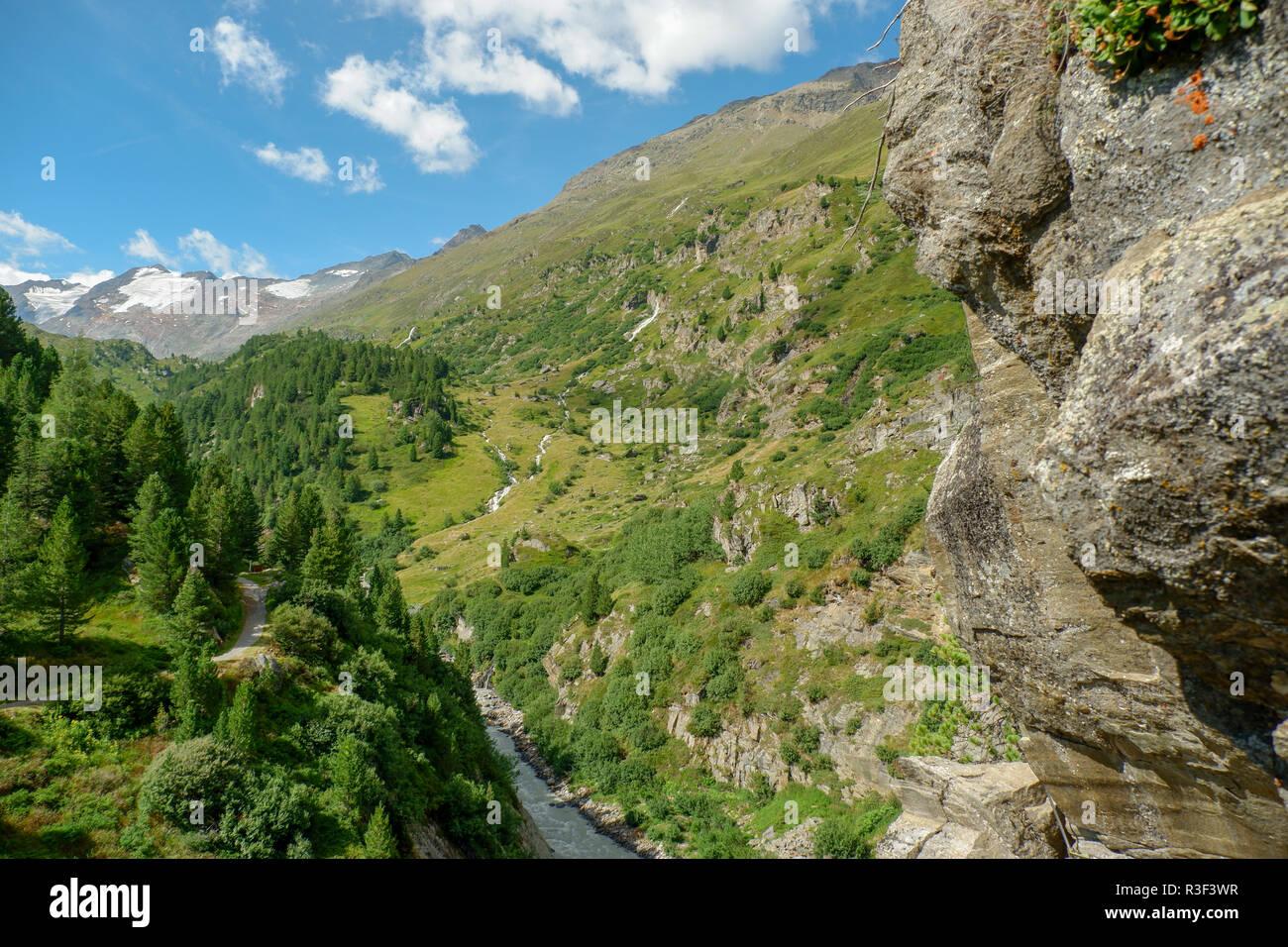 Klettersteig Obergurgl : Alpinsommer in obergurgl hochgurgl