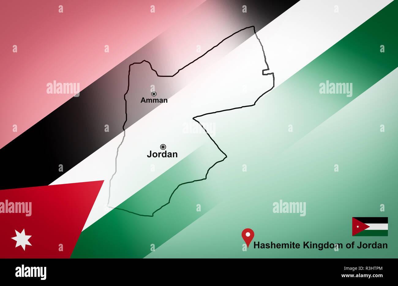 Jordan map and Amman with location map pin and Jordan flag on travel on saudi arabia map, united kingdom map, people's republic of korea map, brazil map, kingdom of moab, papua new guinea map, aqaba jordan map, antigua and barbuda map, hong kong map, the bahamas map, republic of nauru map, iran map, india map, moldova map, united arab emirates map, jordan geography map, amman-jordan map, bermuda map, french wine map,