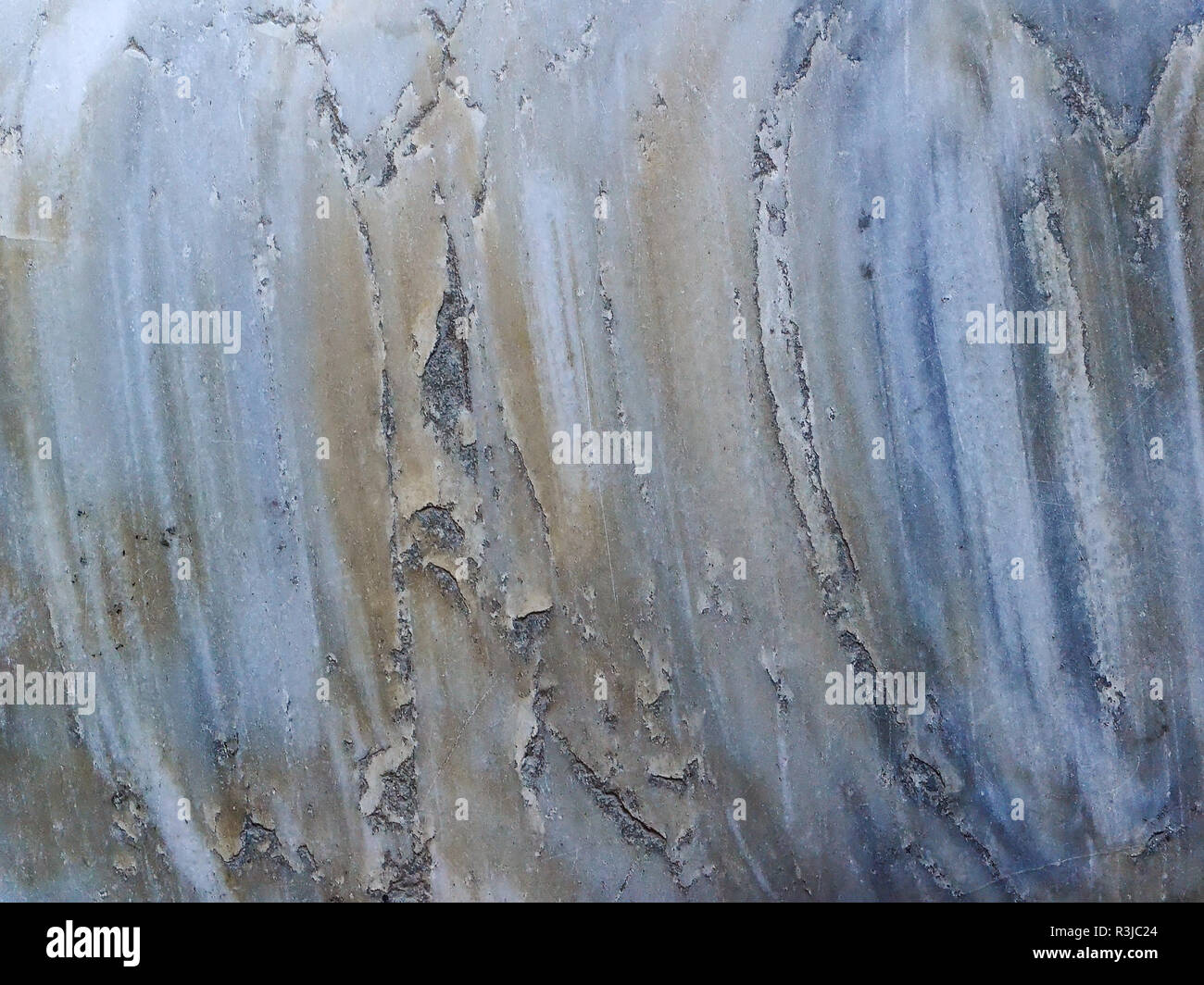 Natural Stone texture for design, Scratched marbled brindle color. - Stock Image