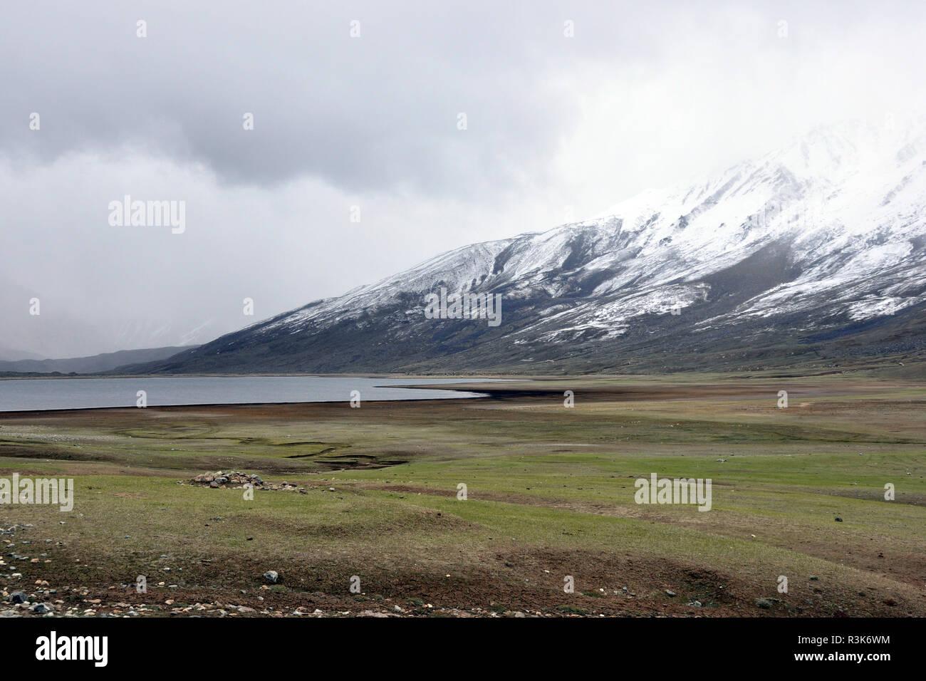 Pakistan, Shandur pass - Stock Image