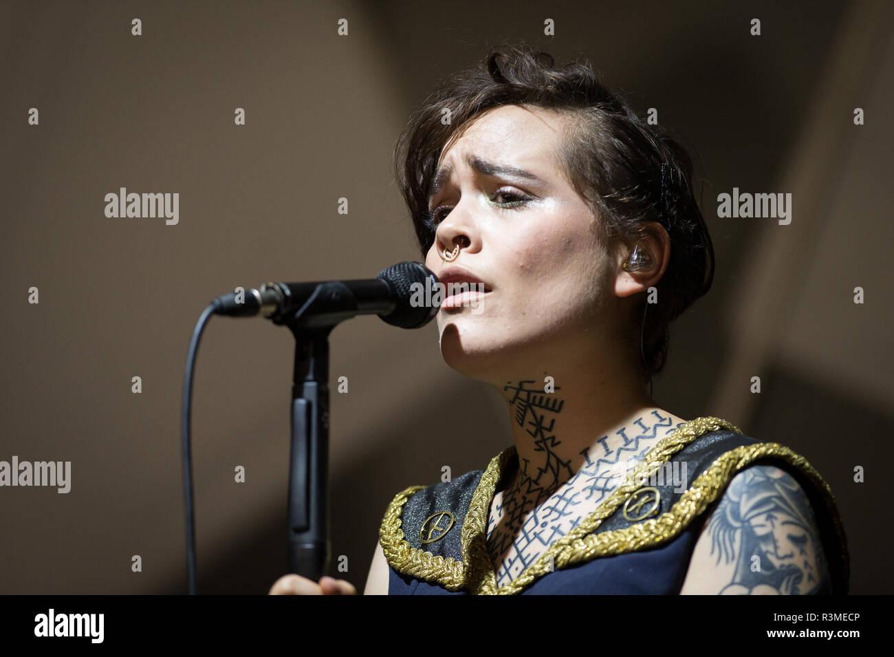 Amina Cadelli