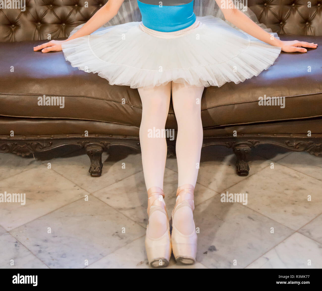 Incredible Cuba Havana Close Up Of Ballerina Sitting On Antique Machost Co Dining Chair Design Ideas Machostcouk