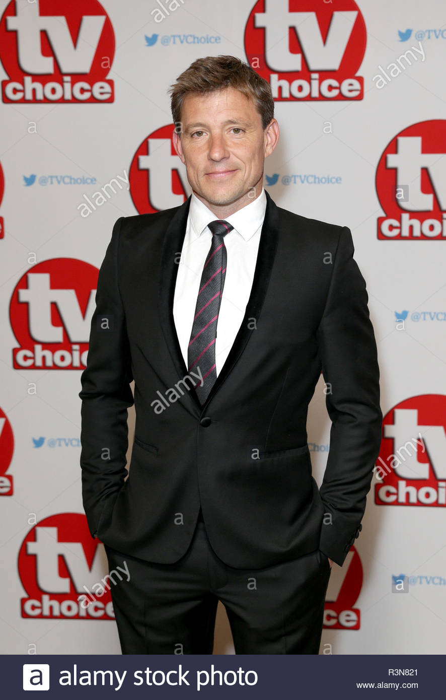 File photo dated 05/09/16 of Ben Shephard, who had a tricky encounter with a millipede when it urinated on his hand on live TV. - Stock Image