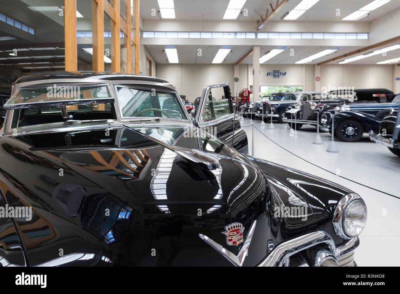 New Zealand North Island Otaihanga Southward Car Museum Us
