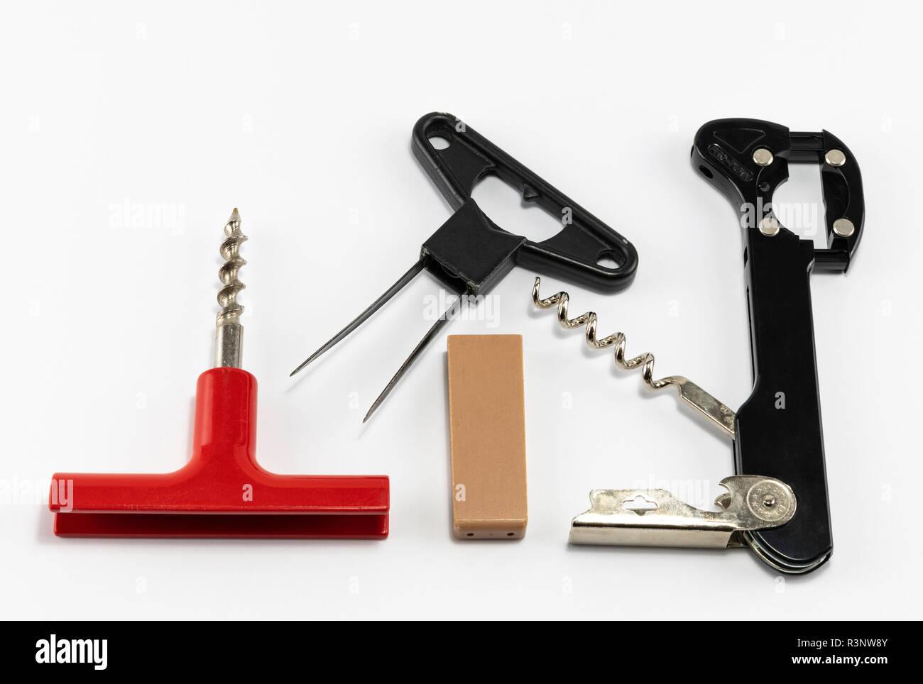 Cork Removers - Stock Image