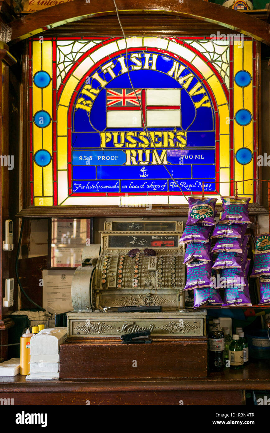 Pussers Bar